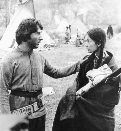 Dustin Hoffman in Piccolo Grande Uomo