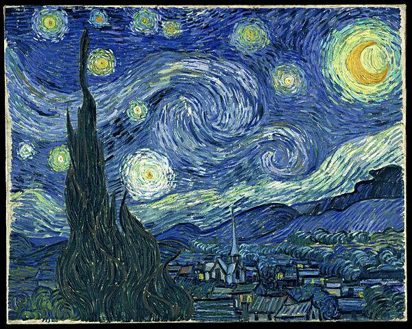E poi… Van Gogh